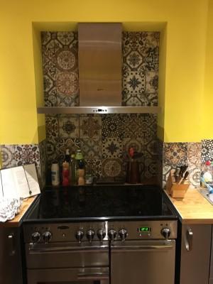 Osbourne oven