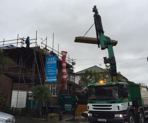 loft conversion cranes