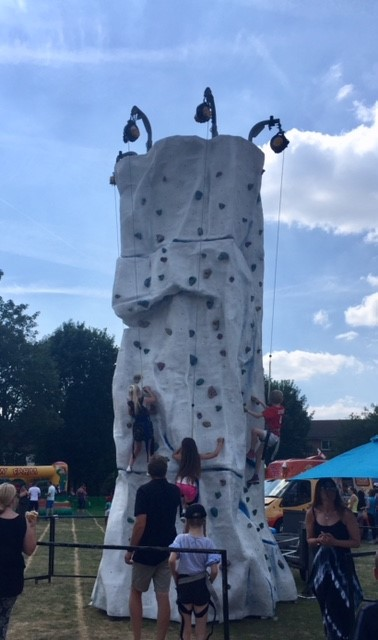 St Andrews' primary school fete